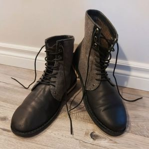 Mens PenguinLace Up Ankle Chukka Boots Size US 11